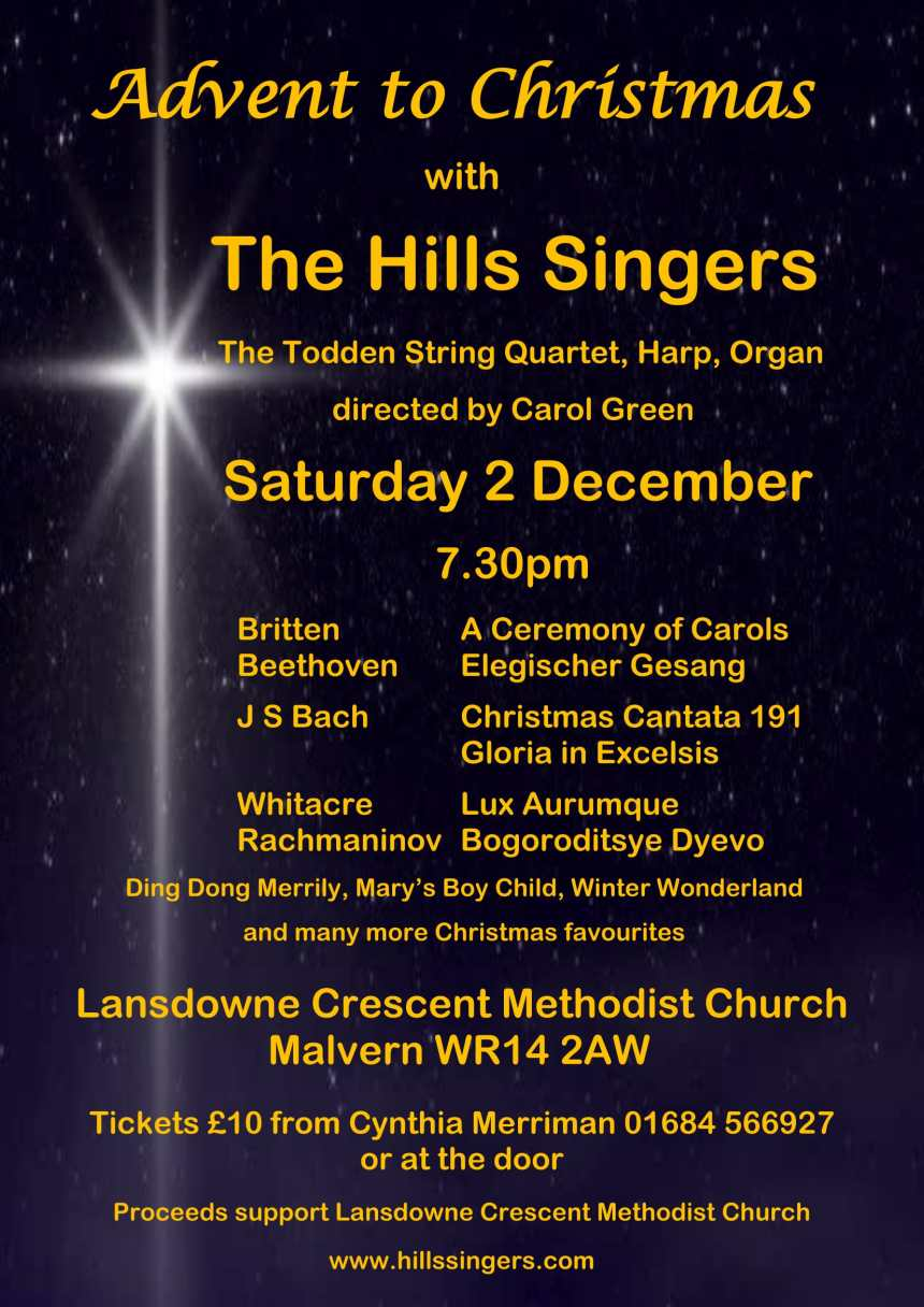 Hills Singers Advent to Christmas 02.12.17-1
